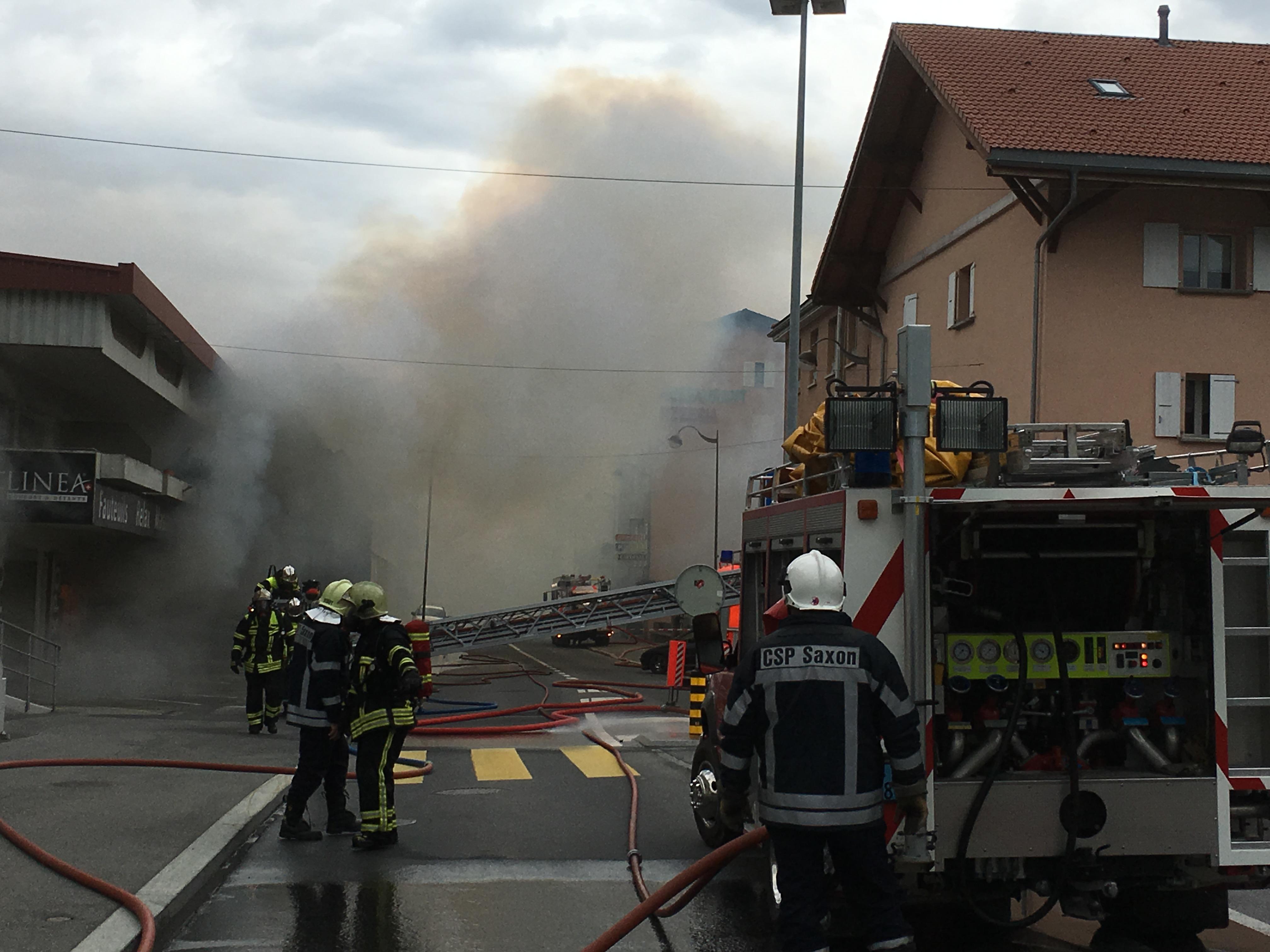 Prävention Brandschutz-Kaminfeuer