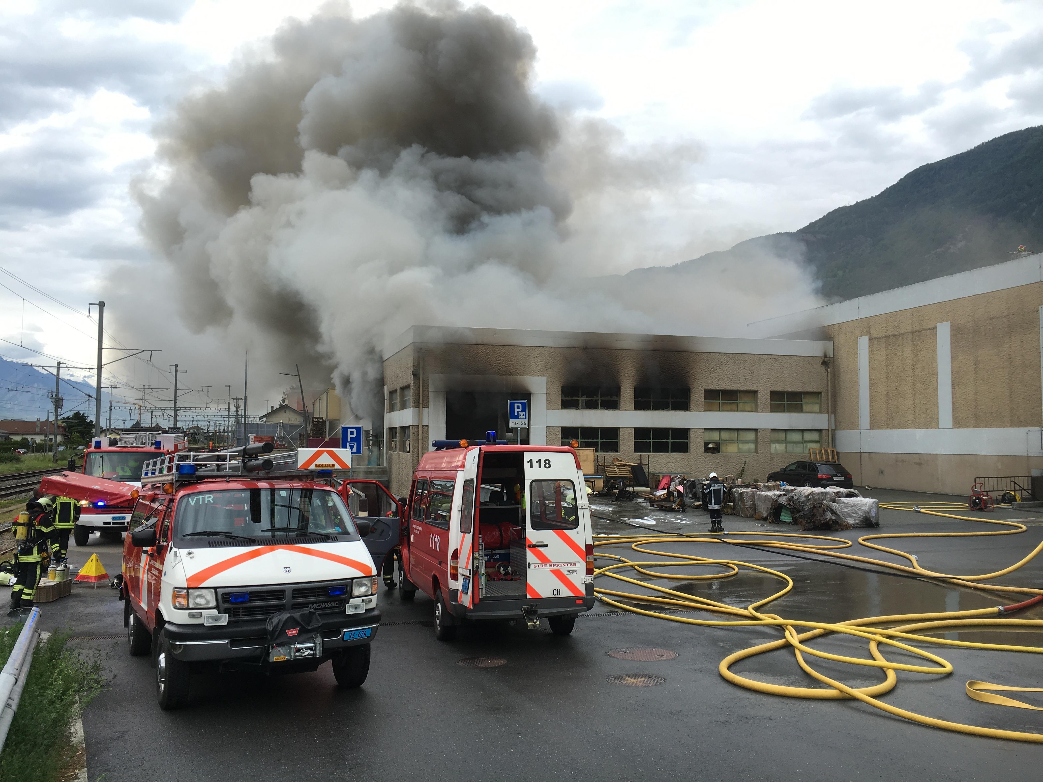 Interventions systématiques des pompiers