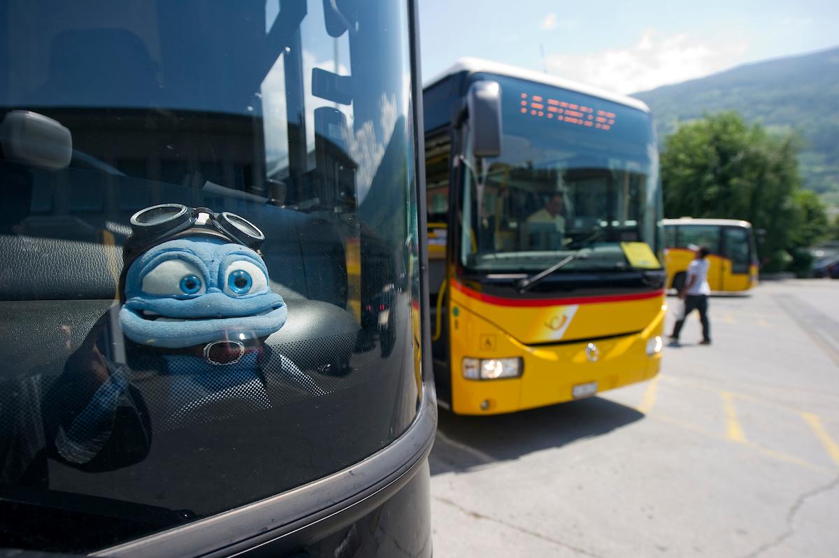 Transports de personnes : transports publics