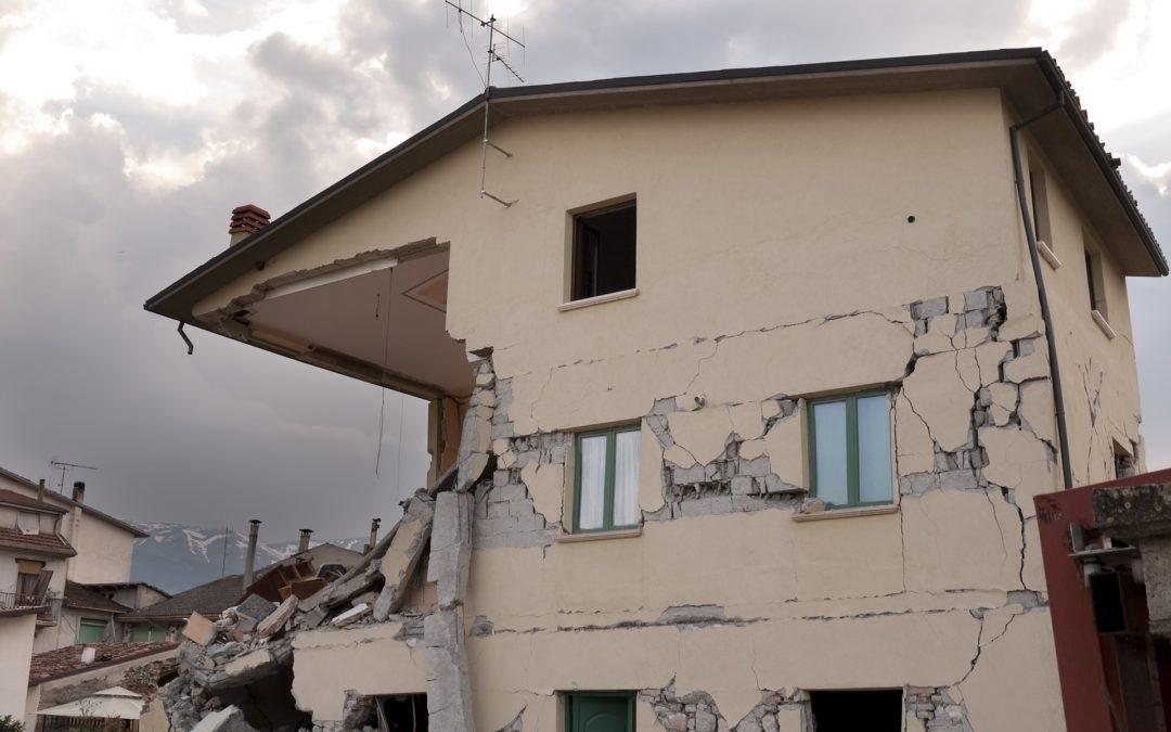 Unsere Politik gegenüber der Erdbebengefahr