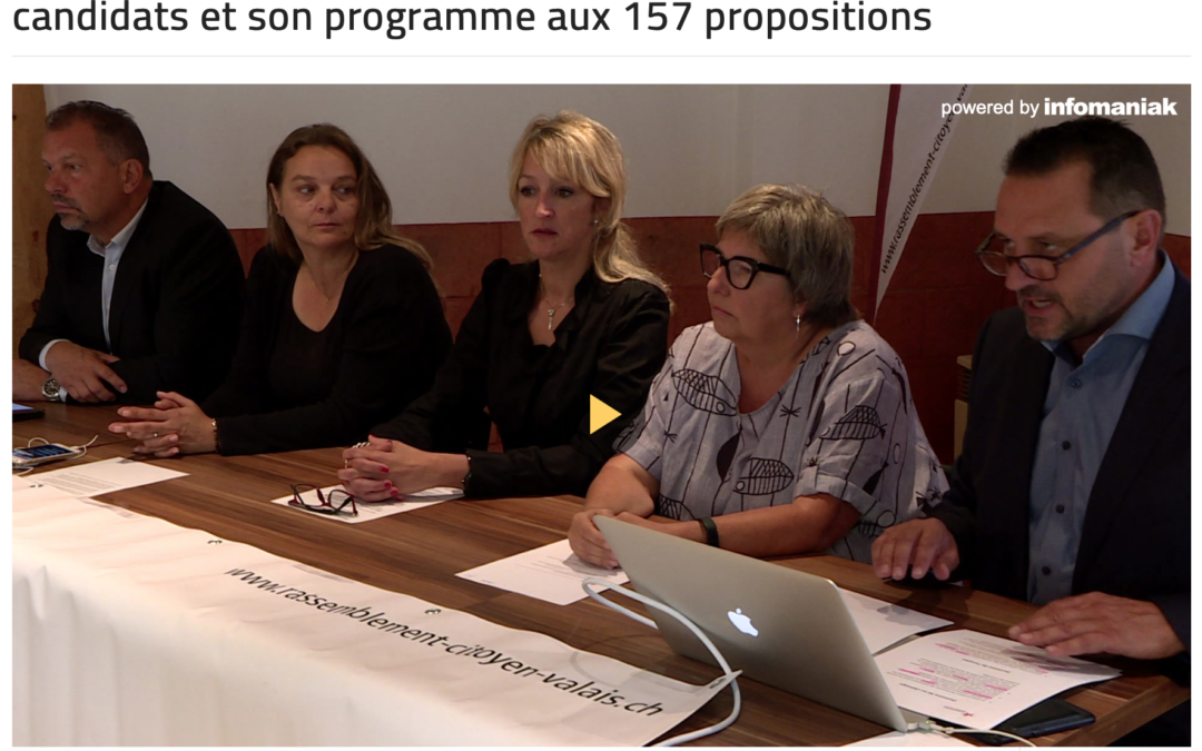 EF 2019 – reportage Canal9