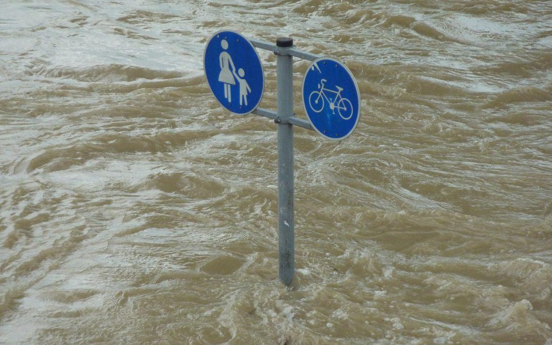 Dangers naturels – risques de crues: le RCV propose 8 mesures pour mieux protéger la population